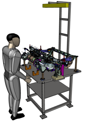 AML Chassis 1